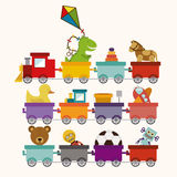 Дизайн младенца Стоковая Фотография RF