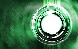 Дизайн предпосылки технологии Стоковое фото RF