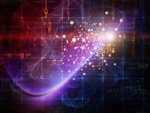 Дизайн частицы Стоковое Изображение RF