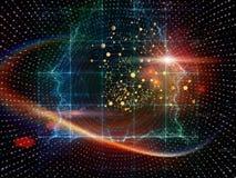 Дизайн частицы Стоковое Фото