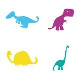 Динозавры Стоковая Фотография RF