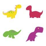 Динозавры Стоковые Изображения RF