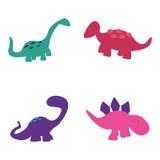 Динозавры Стоковое Изображение