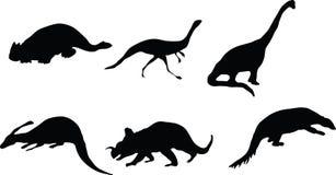 динозавры Стоковая Фотография