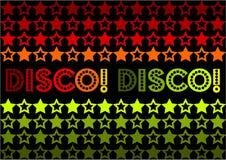 диско Стоковое Изображение