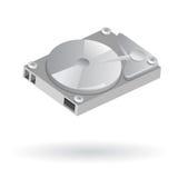 диск компьютера трудный Стоковые Фото