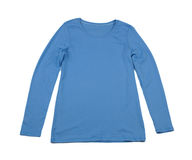 длинняя втулка рубашки Стоковая Фотография