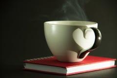 Дневник влюбленности Стоковое Изображение RF