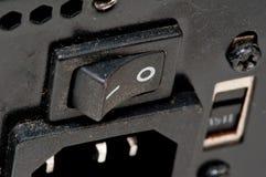 Дно электропитания Стоковое фото RF