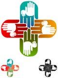 Добавочные руки Стоковые Фото
