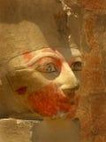 долина виска королей luxor hatshepsut Египета Стоковое фото RF