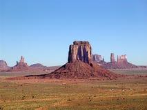 долина памятника Аризоны Стоковое фото RF