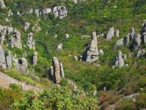 долина привидения Стоковая Фотография RF