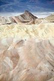 долина пункта национального парка смерти мужественная Стоковое фото RF