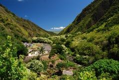 долина iao Стоковая Фотография
