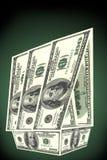 доллары дома Стоковые Изображения RF