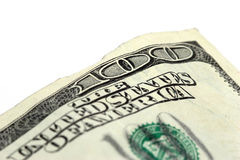 доллар 100 счетов Стоковое Изображение RF