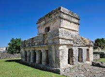 домашнее tulum maya Стоковое Фото