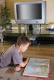 домашний изучать Стоковые Фотографии RF