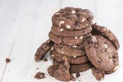 Домодельные печенья Стоковое фото RF