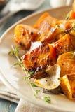 Домодельный сваренный сладкий картофель Стоковая Фотография RF