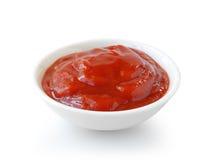 Домодельный томатный соус Стоковая Фотография