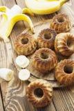 Домодельный торт банана Стоковое фото RF