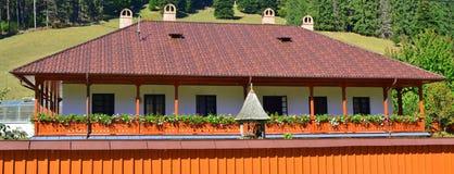 Дом воссоздания Стоковая Фотография RF