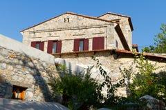 Дом в старом Datca Стоковые Изображения