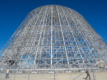 Дом годовщины исследовательскийа центр 75th Ames NASA открытый Стоковая Фотография