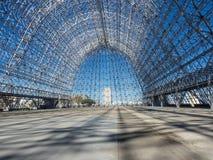Дом годовщины исследовательскийа центр 75th Ames NASA открытый Стоковое фото RF