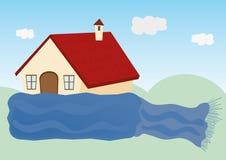 дом защищает ваше Стоковые Фотографии RF