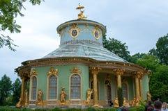Дом китайца дворца Sanssouci Стоковые Фотографии RF