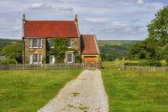 дом сельской местности Стоковые Изображения