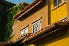 Дом стиля Тосканы Стоковые Изображения