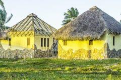 Дом хаты Tiki Стоковые Фотографии RF