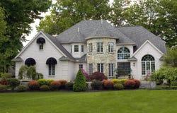 дом 45 Стоковое Изображение