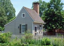 дом 81 colonial Стоковые Фото