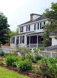 дом 85 colonial Стоковое фото RF