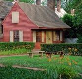 дом 94 colonial Стоковое Изображение