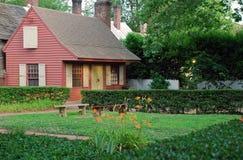 дом 96 colonial Стоковое фото RF