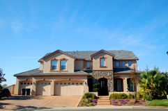 дом california высококачественная Стоковые Изображения RF