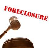 дом foreclosure Стоковые Изображения RF