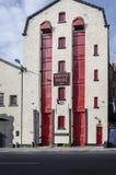 Дом Humyak, вышедший из употребления склад liverpool Стоковые Фотографии RF