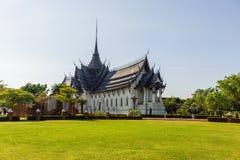 Дом Khun Phaen Стоковые Изображения