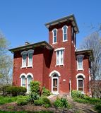 Дом McClelland-Layne Стоковое фото RF