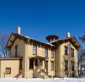 Дом Tanner Стоковая Фотография
