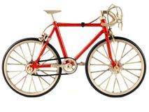 дорога гонщика велосипеда Стоковые Фото