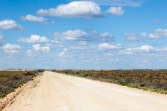 Дорога захолустья Стоковое Фото