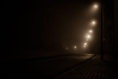 Дорога к северу Стоковые Изображения RF